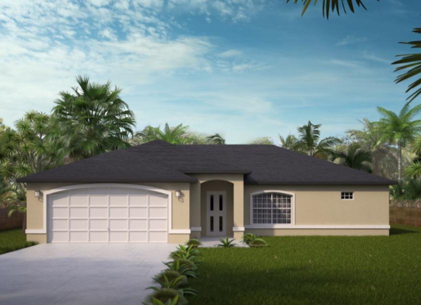 Maison En Floride : Construire Sa Maison En Floride Aux Etats-Unis